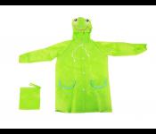 Дождевик ЛЯГУШКА (children's raincoat) DE 0492