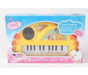 QUNXING TOYS 9012 Игрушка музыкальная Пианино 4812501166606