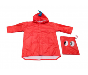 Дождевик ДРАКОН красный, размер L DE 0489
