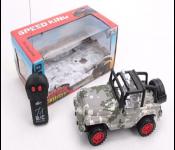Машина Рок-Майнкрафт на радиоуправлении Huada 1785440-689-20А