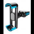 Держатель Wiiix HT-18V5 черный/голубой