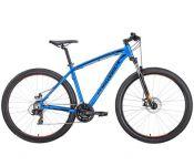 Велосипед Forward Next 27.5 2.0 Disc 2019 / RBKW9M67Q034 (15, синий)