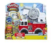 HASBRO E6103 Игровой набор Плей-До Пожарная Машина 5010993597338