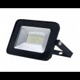 Светодиодный прожектор SMD, 20W, 6500K, IP 65, цвет черный VLF7-20-6500-mini-B