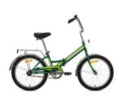 """Велосипед Stels Pilot-310 20"""" Z011 зелёный,жёлтый (2018)"""