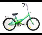 """Велосипед Stels Pilot-410 20"""" Z011 зеленый,желтый (2018)"""