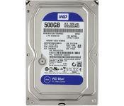Восстанновленный Жесткий диск 3.5'' 500Gb WD Caviar Blue WD5000AAKX