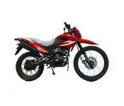 Мотоцикл ZID ENDURO YX-250 красный